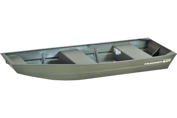 2017 TRACKER BOATS TOPPER 1236 RIVETED JON for sale