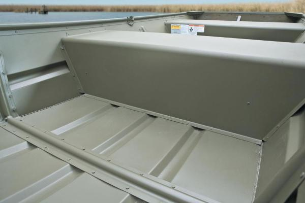 2017 Tracker Boats boat for sale, model of the boat is Topper 1236 Riveted Jon & Image # 4 of 7