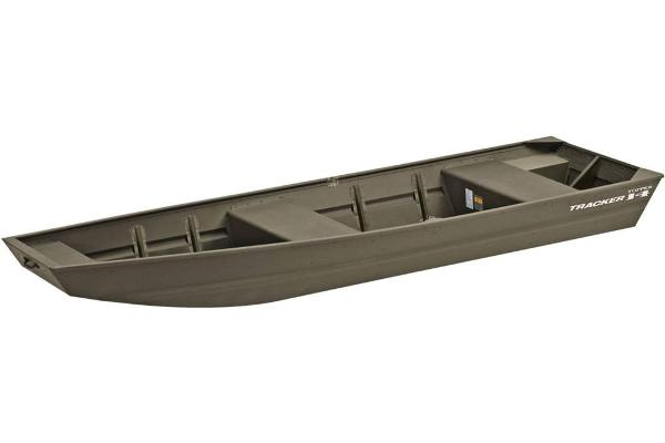2017 Tracker Boats Topper 1436 Riveted Jon
