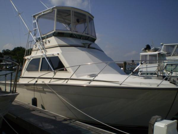 35' Egg Harbor 35 Sport Fisherman