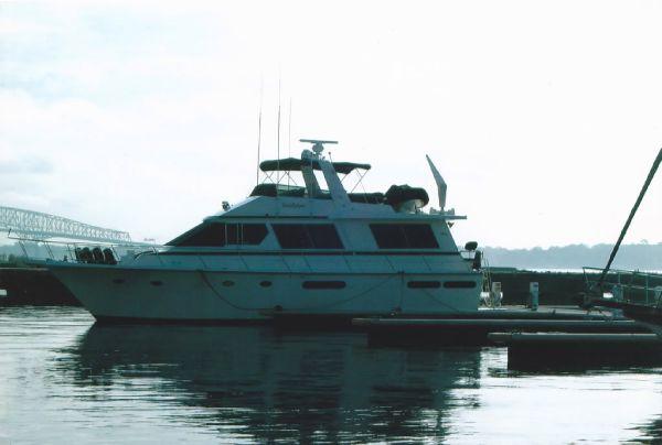 55' Viking Yachts Motor Yacht