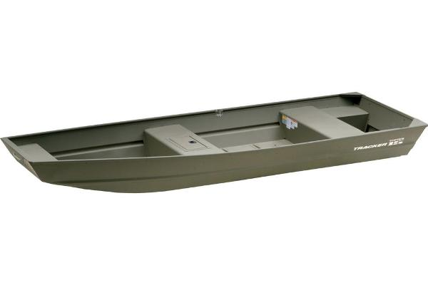 2017 Tracker Boats Topper 1542 Riveted Jon