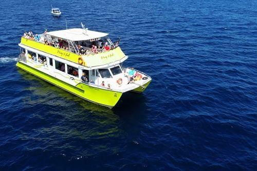 64 Sea Taxi Catamarans Party Hack 2000 Unknown | Denison Yacht Sales