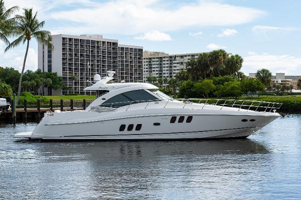 2007 60' Sea Ray Sundancer