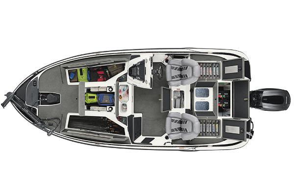 2021 Nitro boat for sale, model of the boat is Z18 & Image # 4 of 4