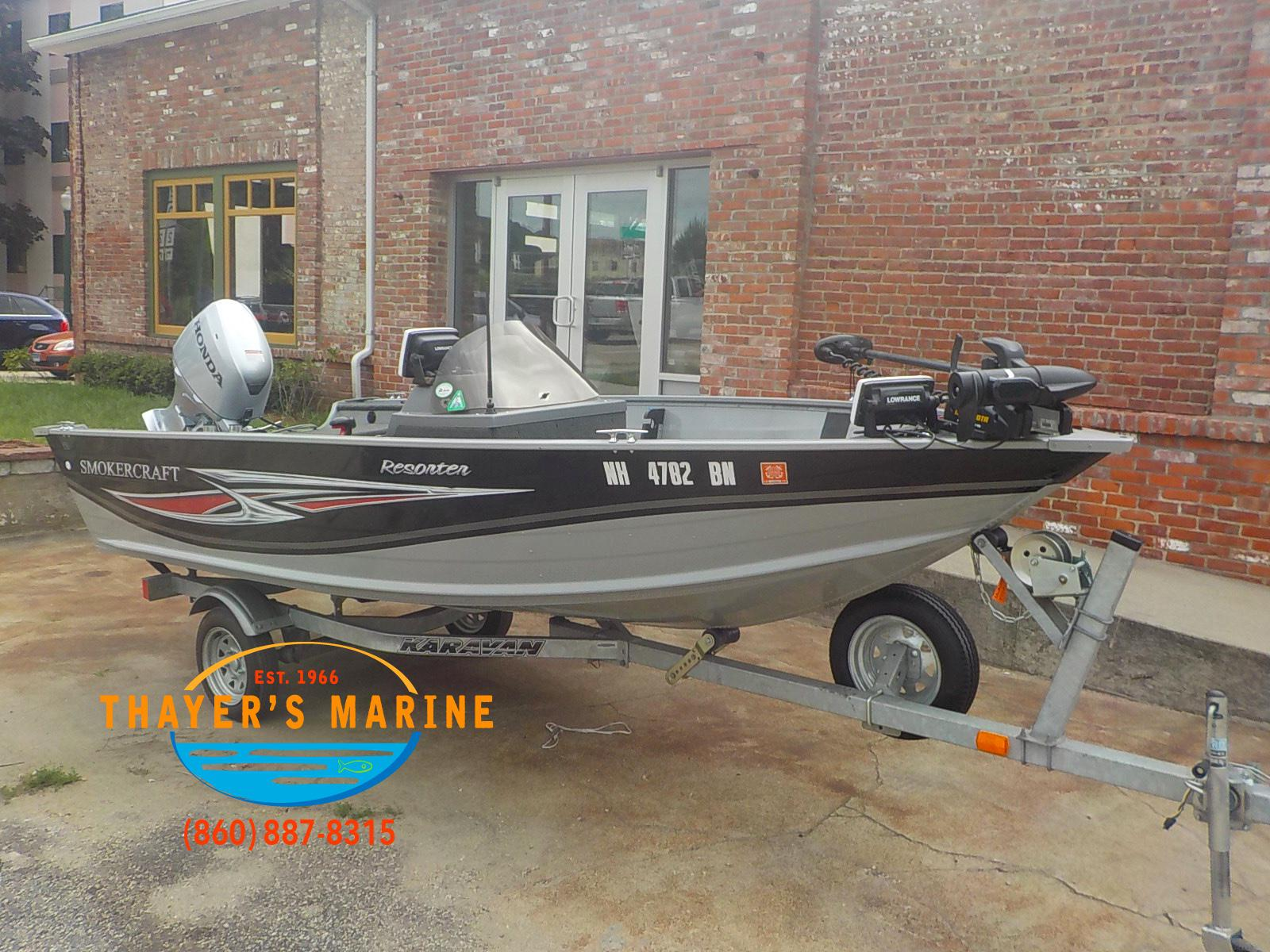 2013 Smoker Craft boat for sale, model of the boat is 151 & Image # 13 of 24