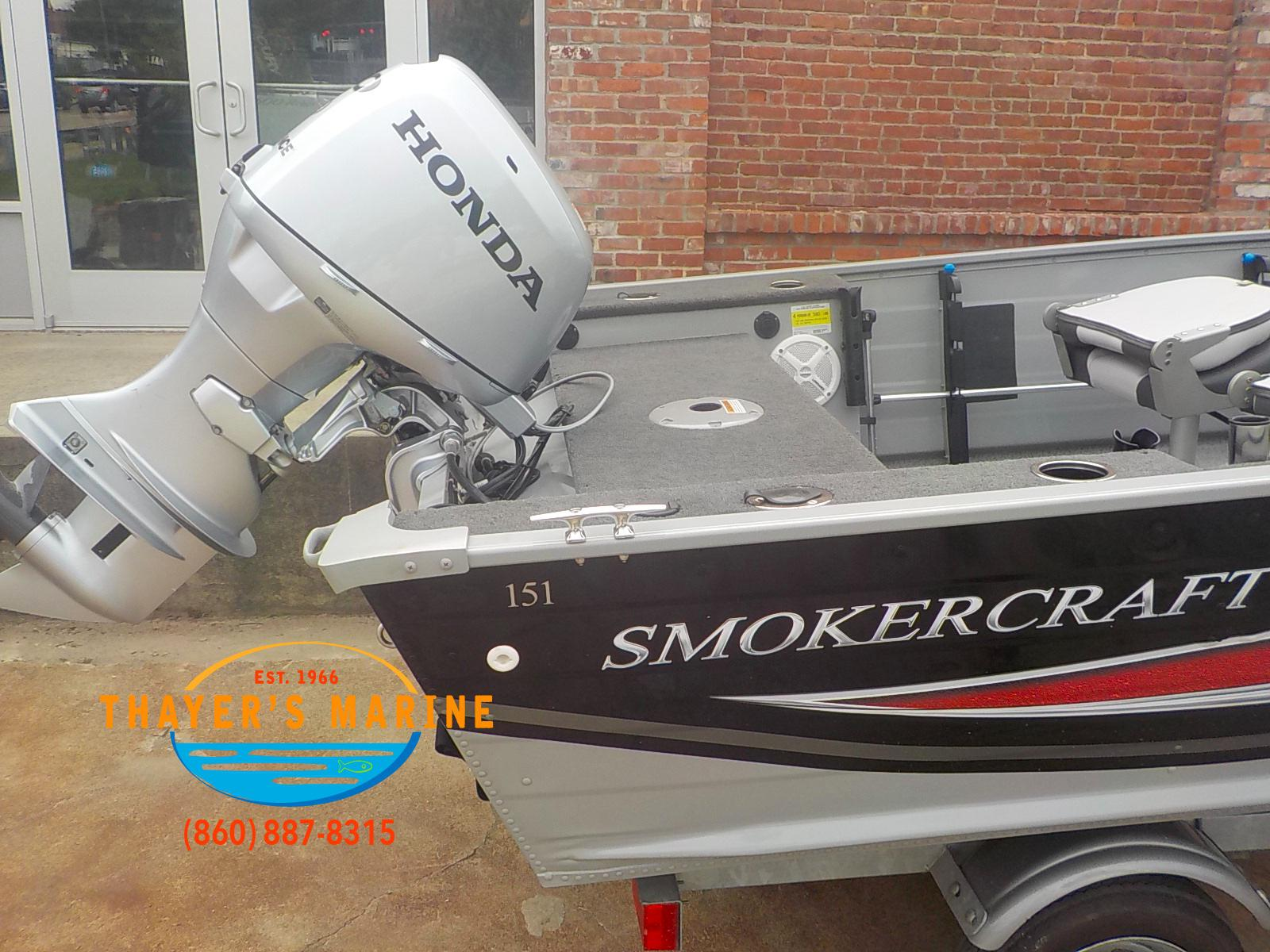 2013 Smoker Craft boat for sale, model of the boat is 151 & Image # 14 of 24