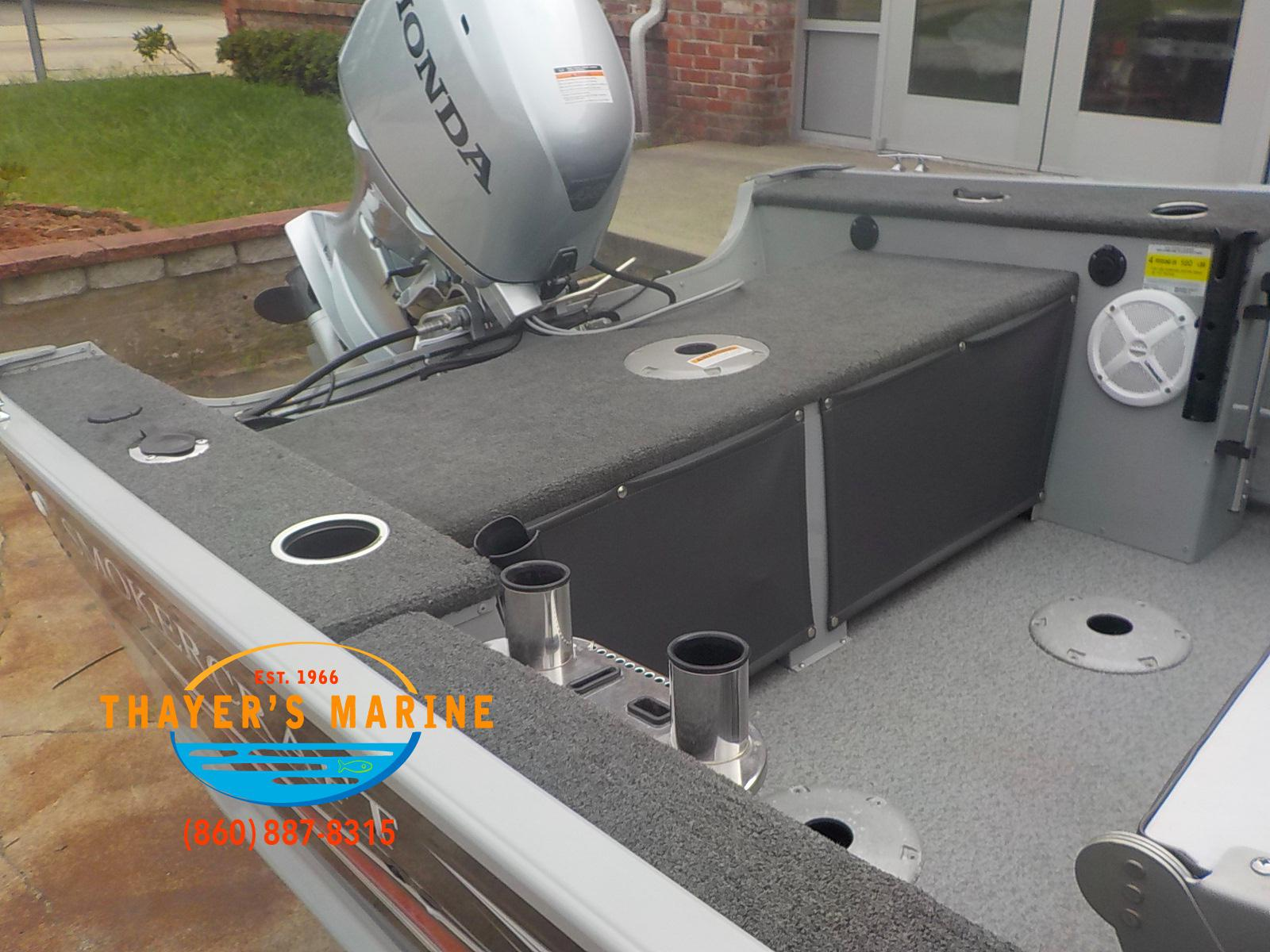 2013 Smoker Craft boat for sale, model of the boat is 151 & Image # 16 of 24