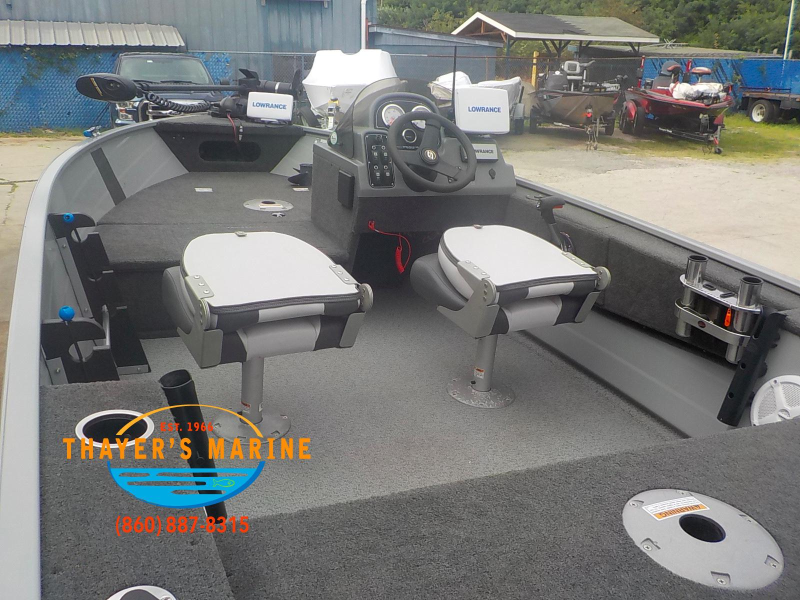2013 Smoker Craft boat for sale, model of the boat is 151 & Image # 4 of 24