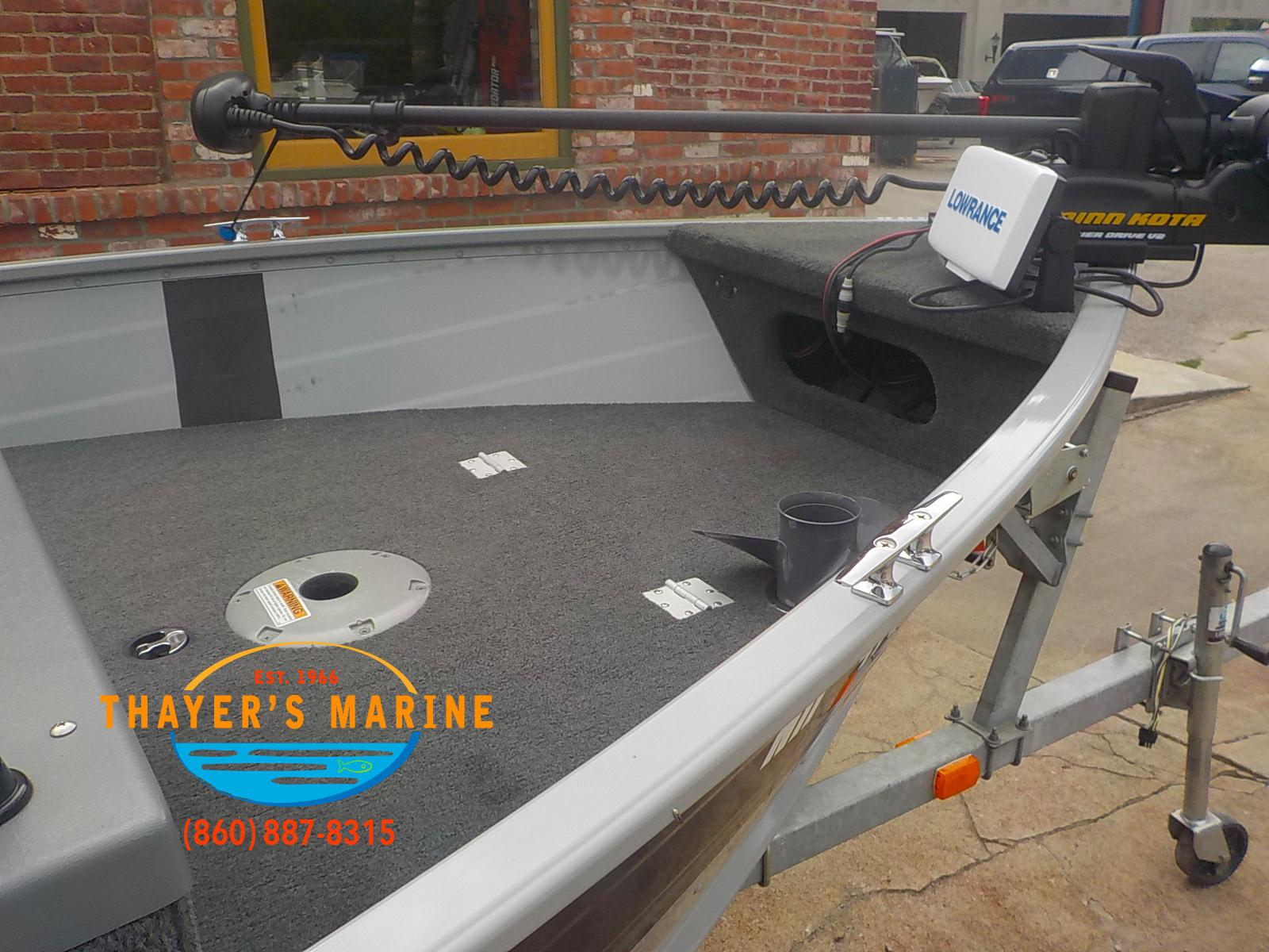 2013 Smoker Craft boat for sale, model of the boat is 151 & Image # 8 of 24