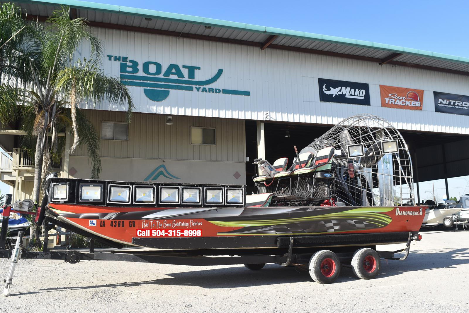 2016 Diamondback boat for sale, model of the boat is Trailboss 20 & Image # 1 of 35