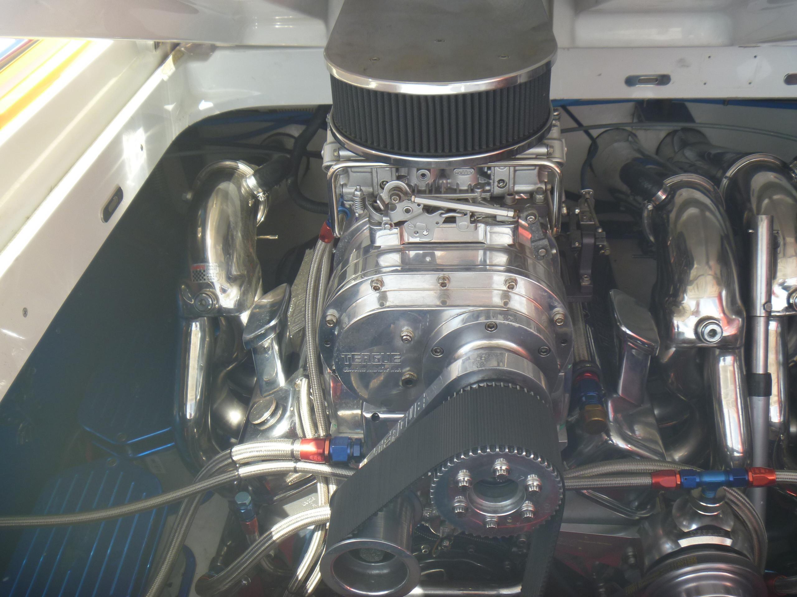 38 Formula Blown Away 2002 Sacramento | Denison Yacht Sales