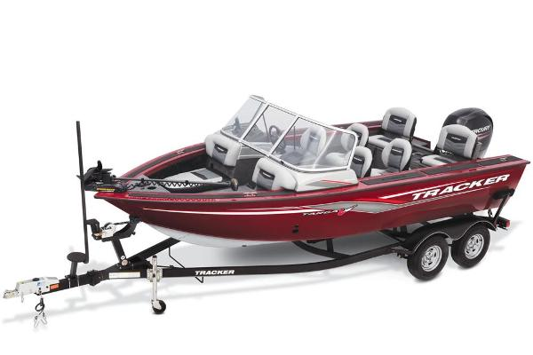 2017 TRACKER BOATS TARGA V 18 COMBO for sale