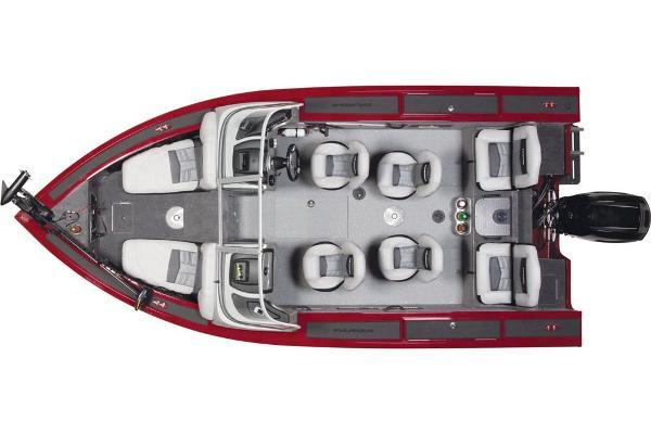 2017 Tracker Boats boat for sale, model of the boat is Targa V-18 Combo & Image # 2 of 41