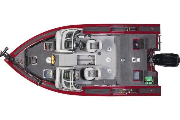 2017 Tracker Boats boat for sale, model of the boat is Targa V-18 Combo & Image # 3 of 41