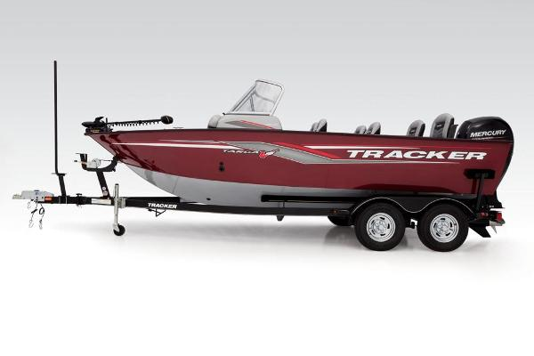 2017 Tracker Boats boat for sale, model of the boat is Targa V-18 Combo & Image # 40 of 41