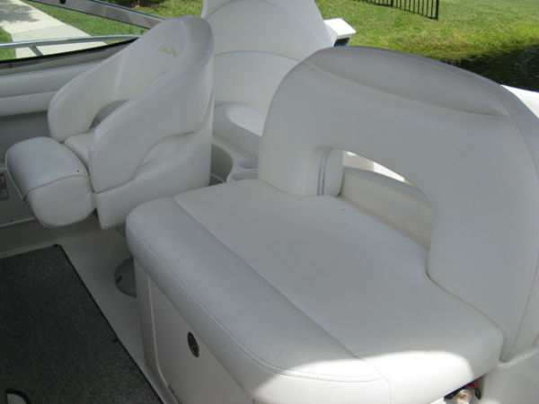 Helm And Companion Seats