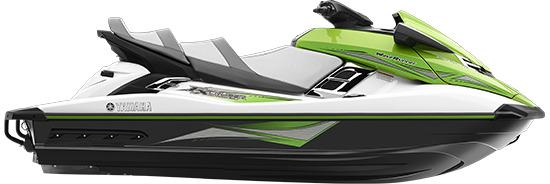 Yamaha WaveRunnerFX Cruiser HO
