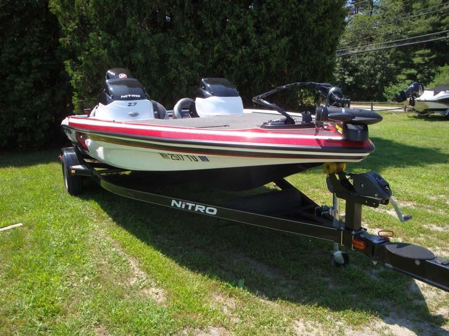 2015 NITRO Z7 for sale