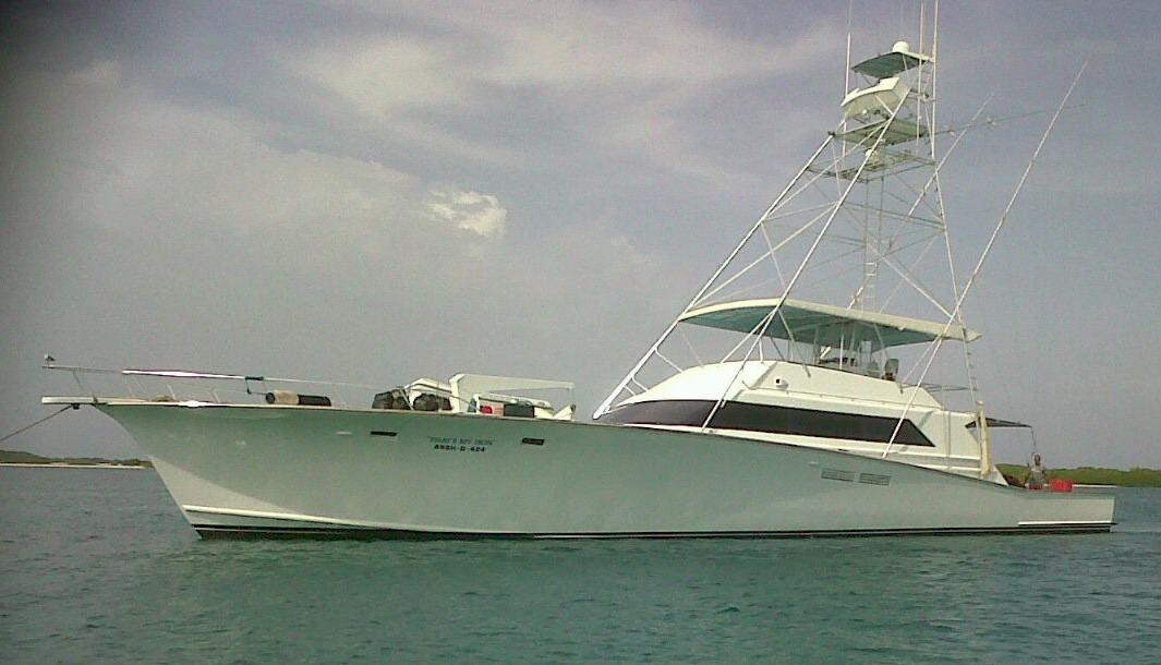 1992 lydia super sport fishing for sale for Sport fishing boats