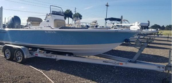 2018 SPORTSMAN BOATS MASTERS 227 for sale