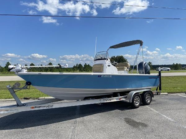 2018 Sportsman Boats boat for sale, model of the boat is Masters 227 & Image # 1 of 11