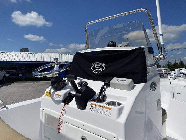 2018 Sportsman Boats boat for sale, model of the boat is Masters 227 & Image # 8 of 11
