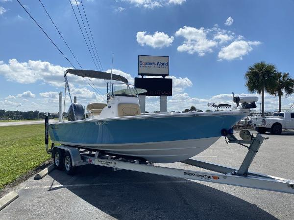 2018 Sportsman Boats boat for sale, model of the boat is Masters 227 & Image # 9 of 11