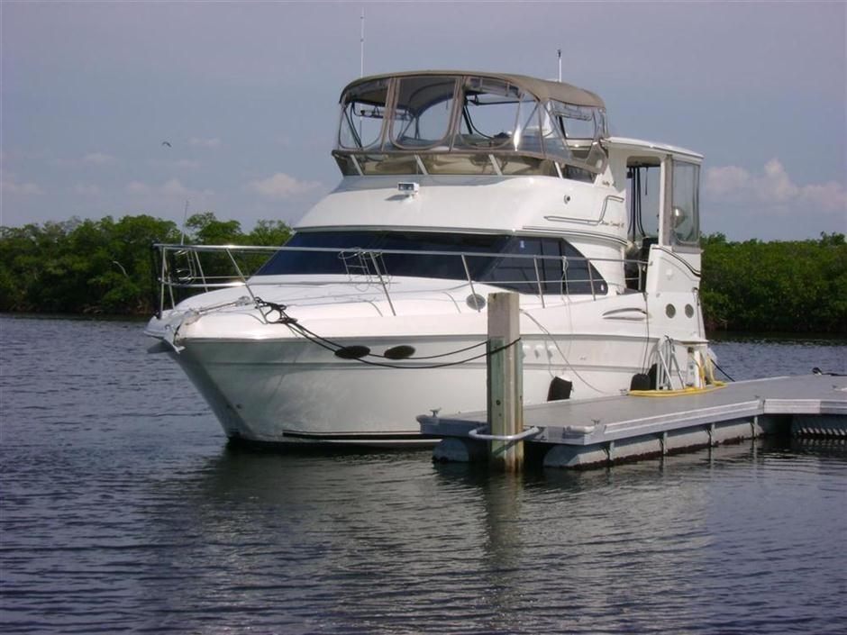 Sea Ray 370 Aft Cabin - 1998 Sea Ray 370 Aft Cabin