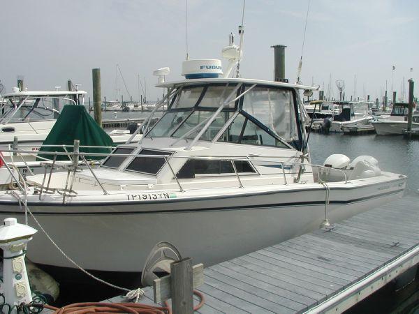 1986 Grady White Sailfish 25 For Sale