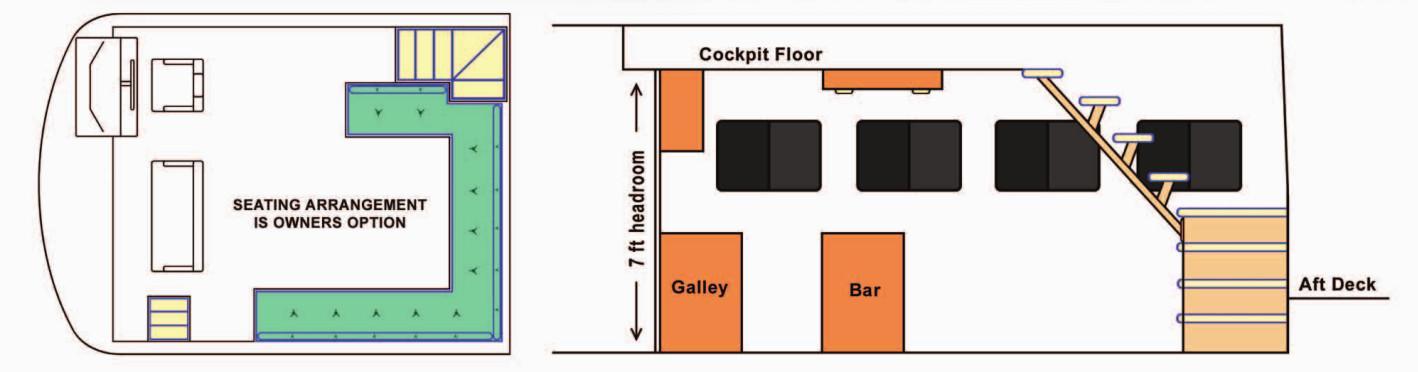 Skye Lounge Layout