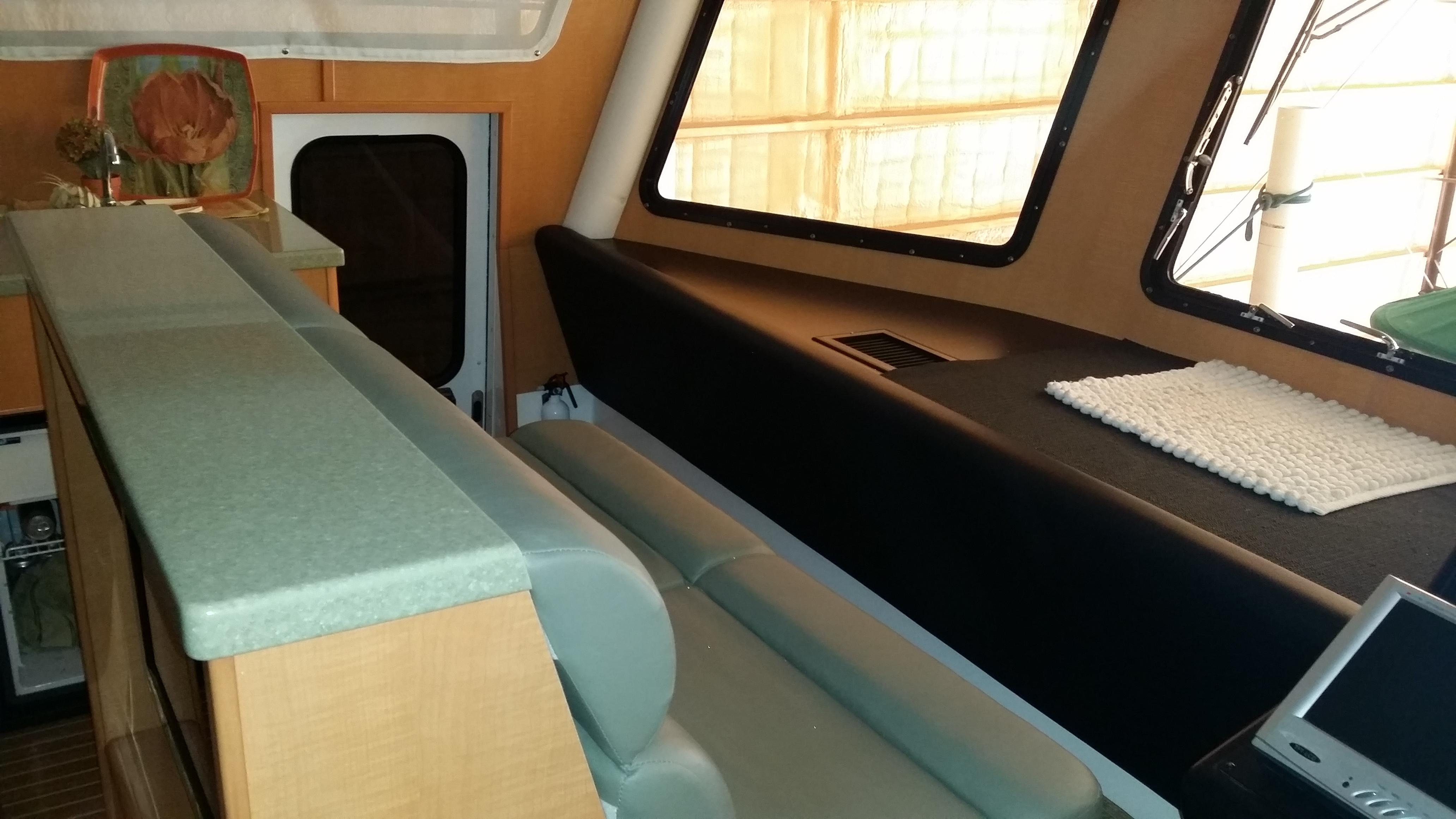 Additional Helm Seating