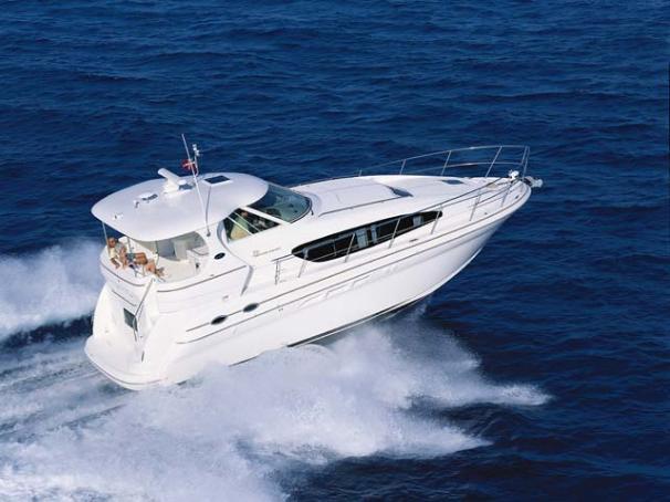 39' Sea Ray 390 Motor Yacht