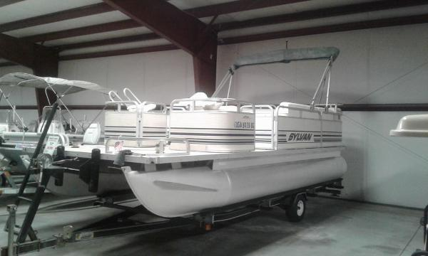 1998 SYLVAN 20 ELITE 2F for sale