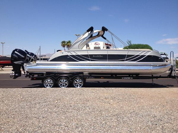 Pontoon boat boats for sale for Premier motors elkhart indiana