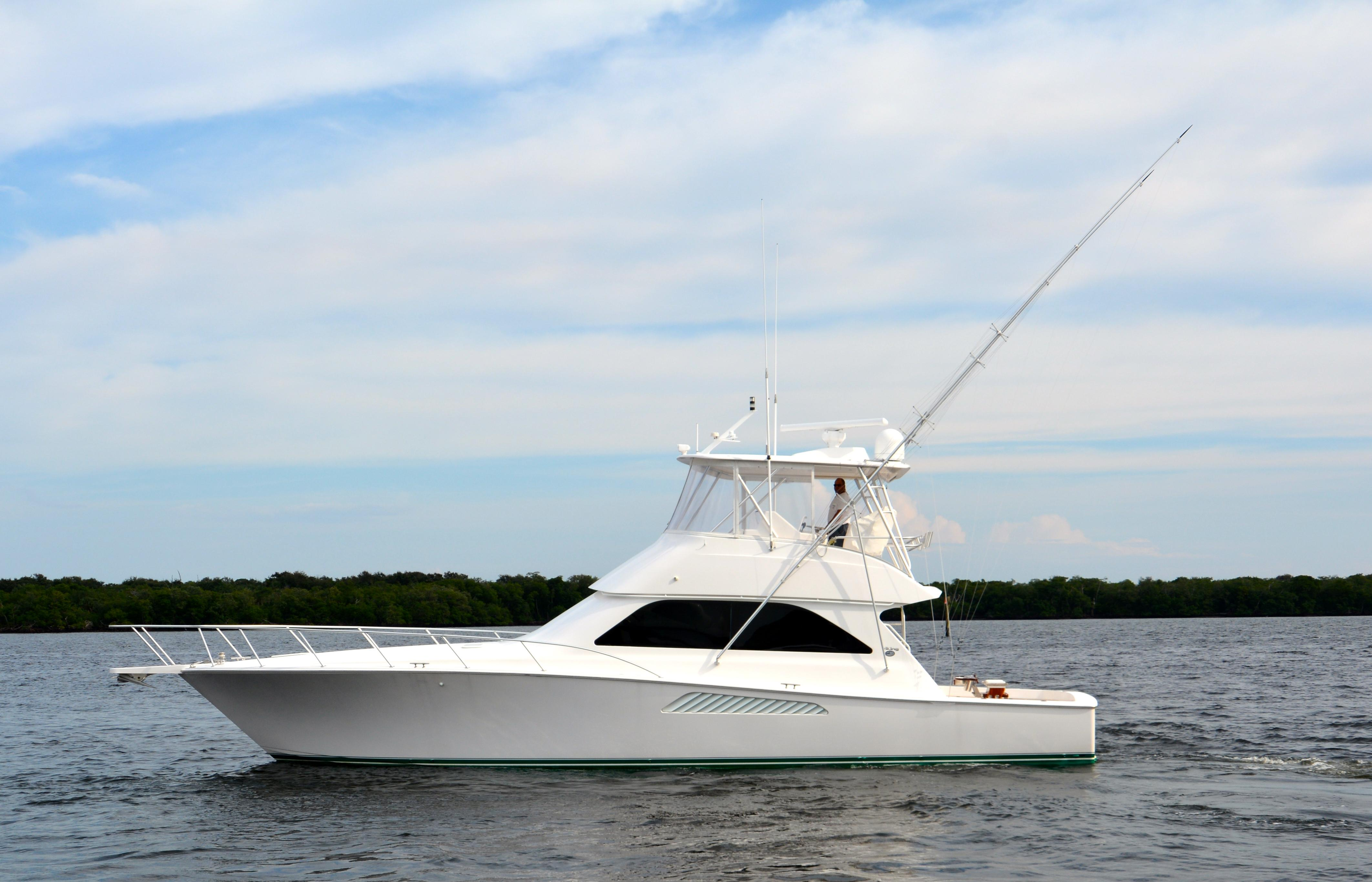 48 viking yachts 2006 time flys for sale in manteo north for Ocean yachts 48 motor yacht for sale