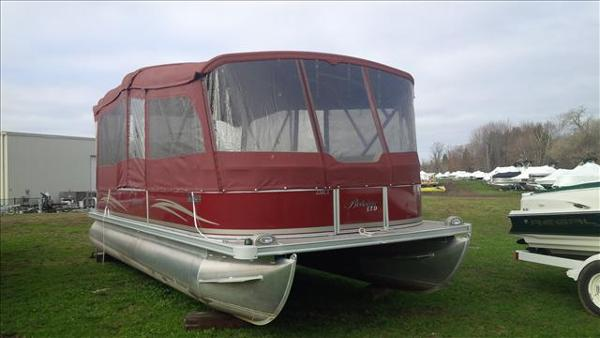 2011 Berkshire Pontoons boat for sale, model of the boat is ltd series 220 cl & Image # 1 of 12