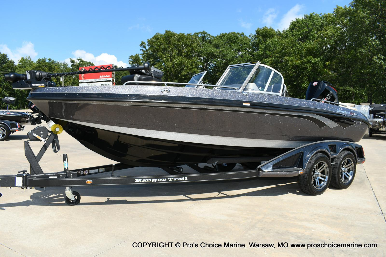 2020 Ranger Boats boat for sale, model of the boat is 619FS Ranger Cup Equipped & Image # 1 of 50