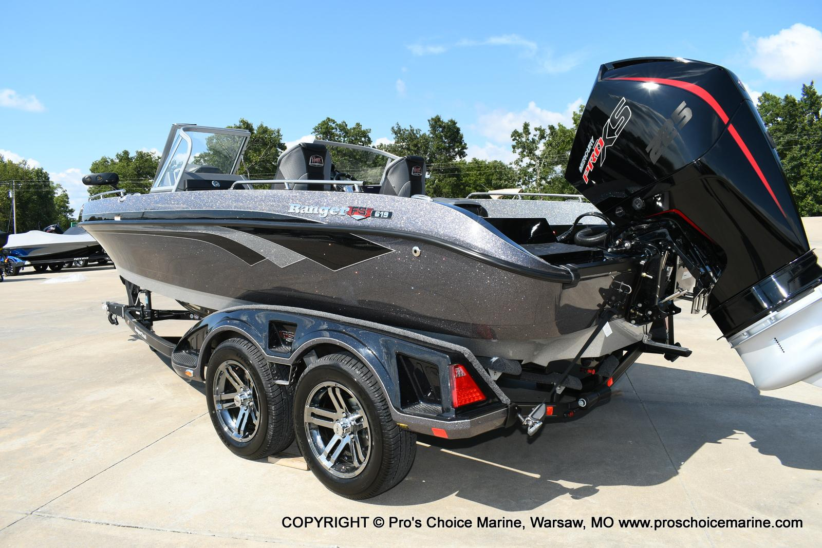 2020 Ranger Boats boat for sale, model of the boat is 619FS Ranger Cup Equipped & Image # 10 of 50