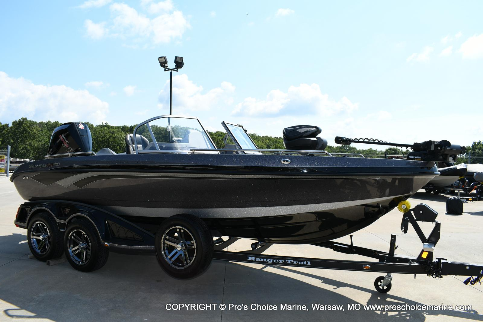 2020 Ranger Boats boat for sale, model of the boat is 619FS Ranger Cup Equipped & Image # 12 of 50