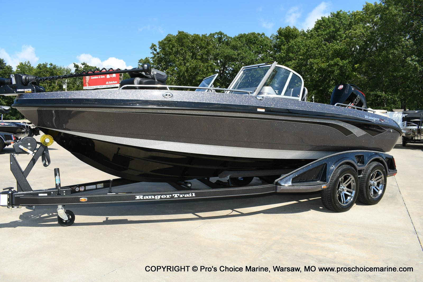 2020 Ranger Boats boat for sale, model of the boat is 619FS Ranger Cup Equipped & Image # 2 of 50