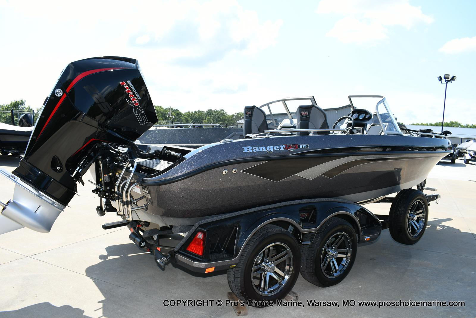 2020 Ranger Boats boat for sale, model of the boat is 619FS Ranger Cup Equipped & Image # 26 of 50