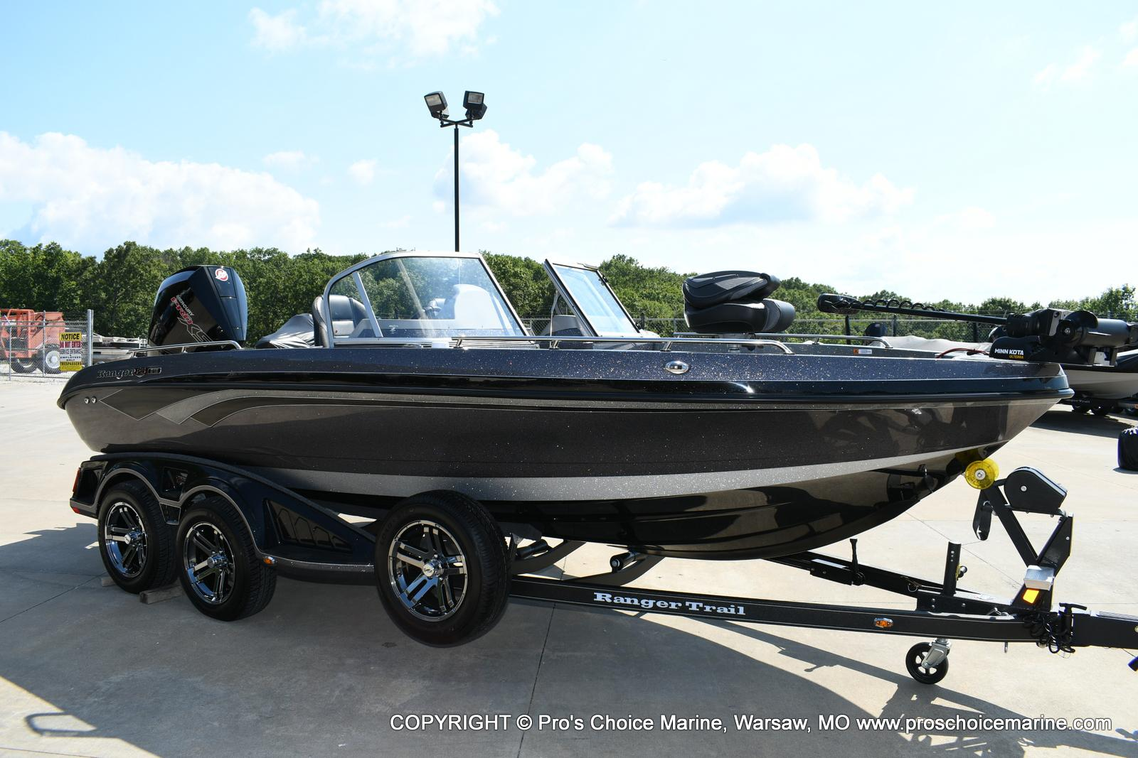 2020 Ranger Boats boat for sale, model of the boat is 619FS Ranger Cup Equipped & Image # 27 of 50