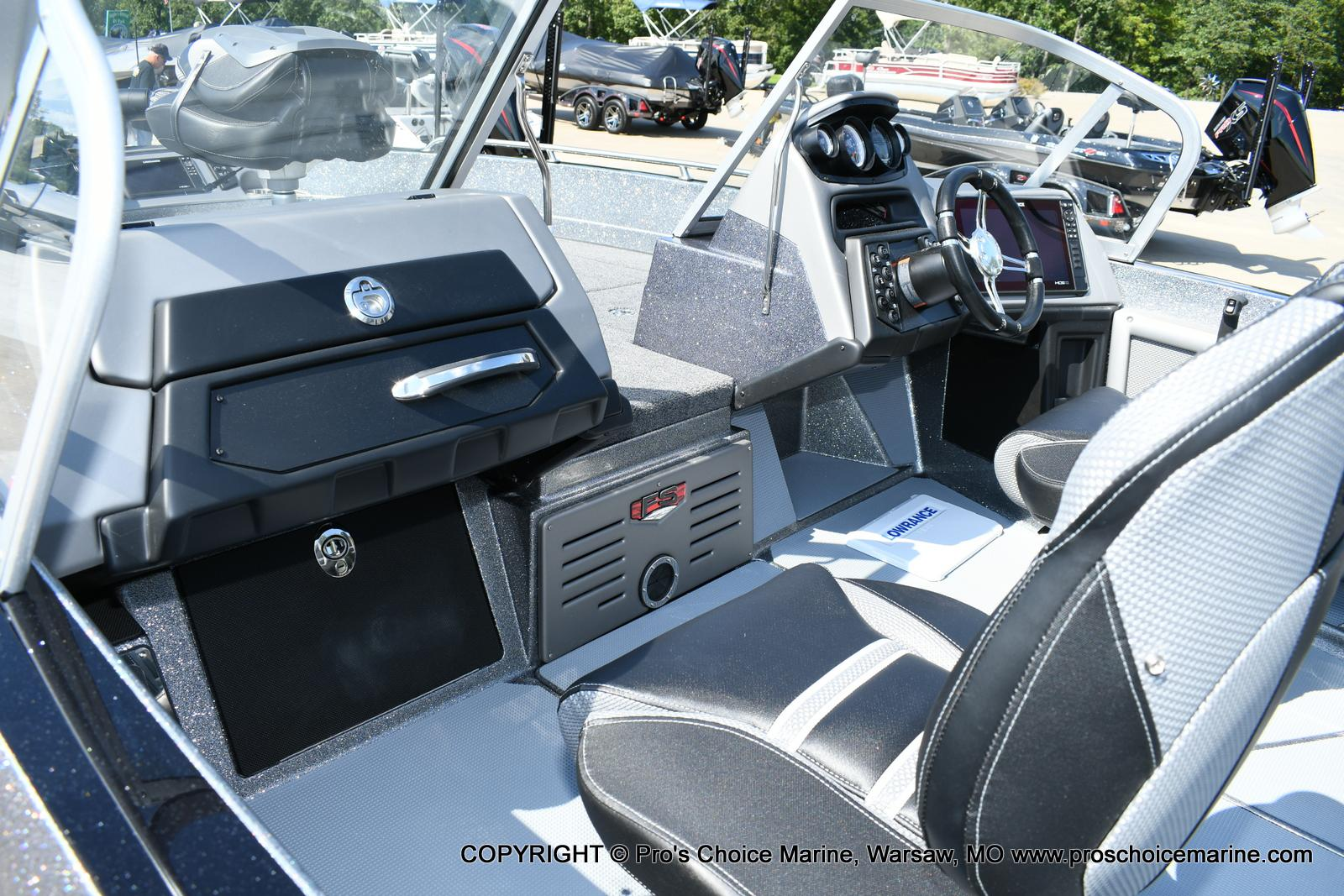 2020 Ranger Boats boat for sale, model of the boat is 619FS Ranger Cup Equipped & Image # 30 of 50