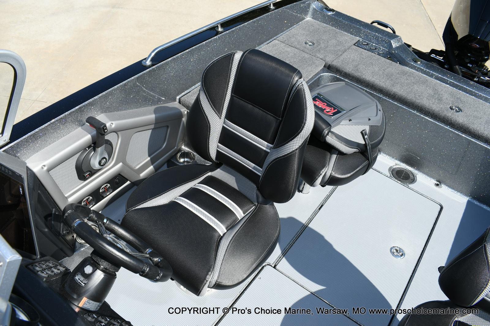2020 Ranger Boats boat for sale, model of the boat is 619FS Ranger Cup Equipped & Image # 37 of 50