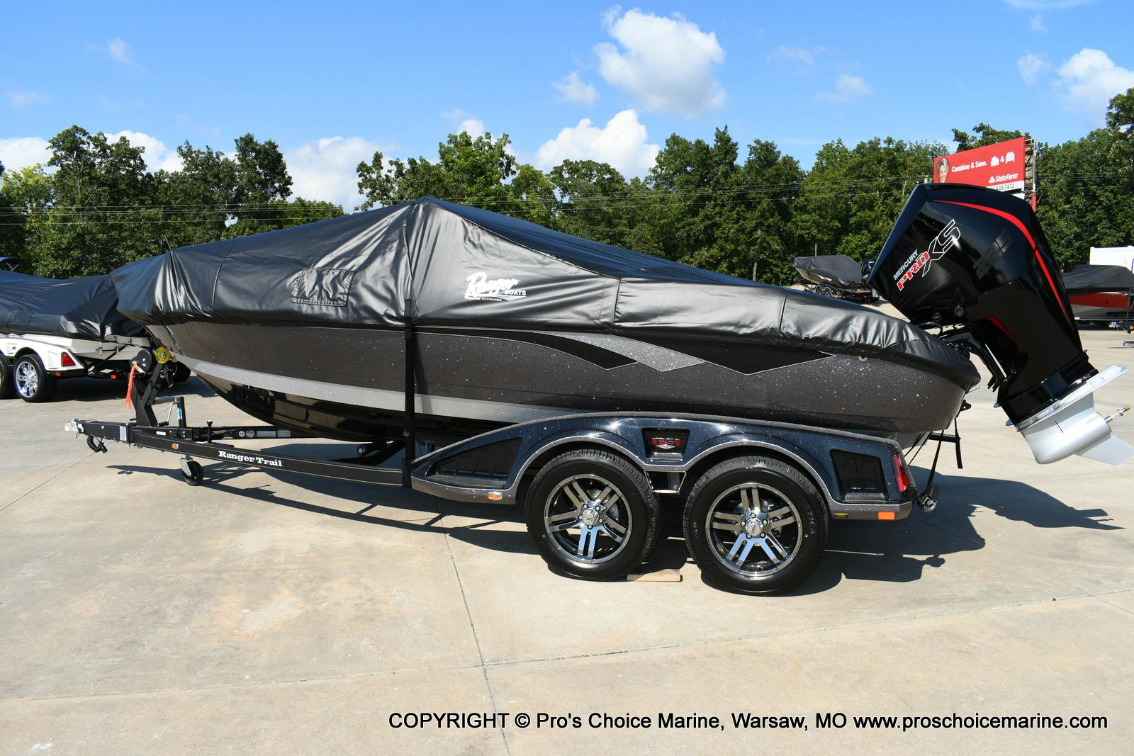 2020 Ranger Boats boat for sale, model of the boat is 619FS Ranger Cup Equipped & Image # 49 of 50