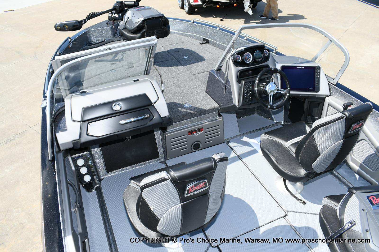 2020 Ranger Boats boat for sale, model of the boat is 619FS Ranger Cup Equipped & Image # 5 of 50