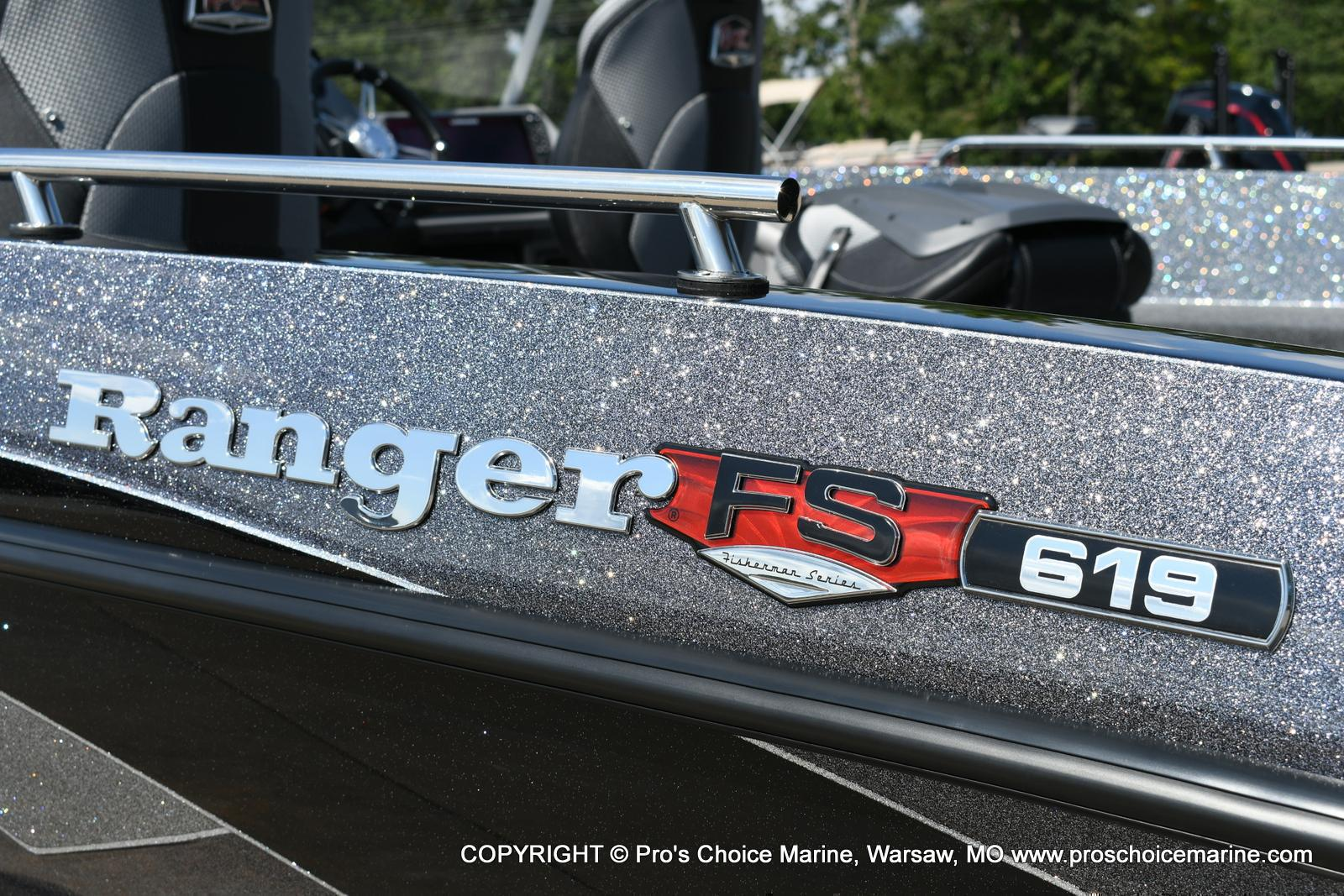 2020 Ranger Boats boat for sale, model of the boat is 619FS Ranger Cup Equipped & Image # 9 of 50