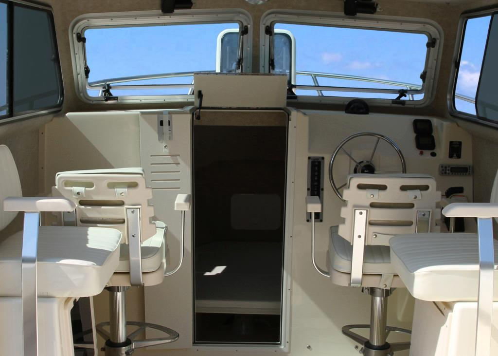 Parker2520 XL Sport Cabin