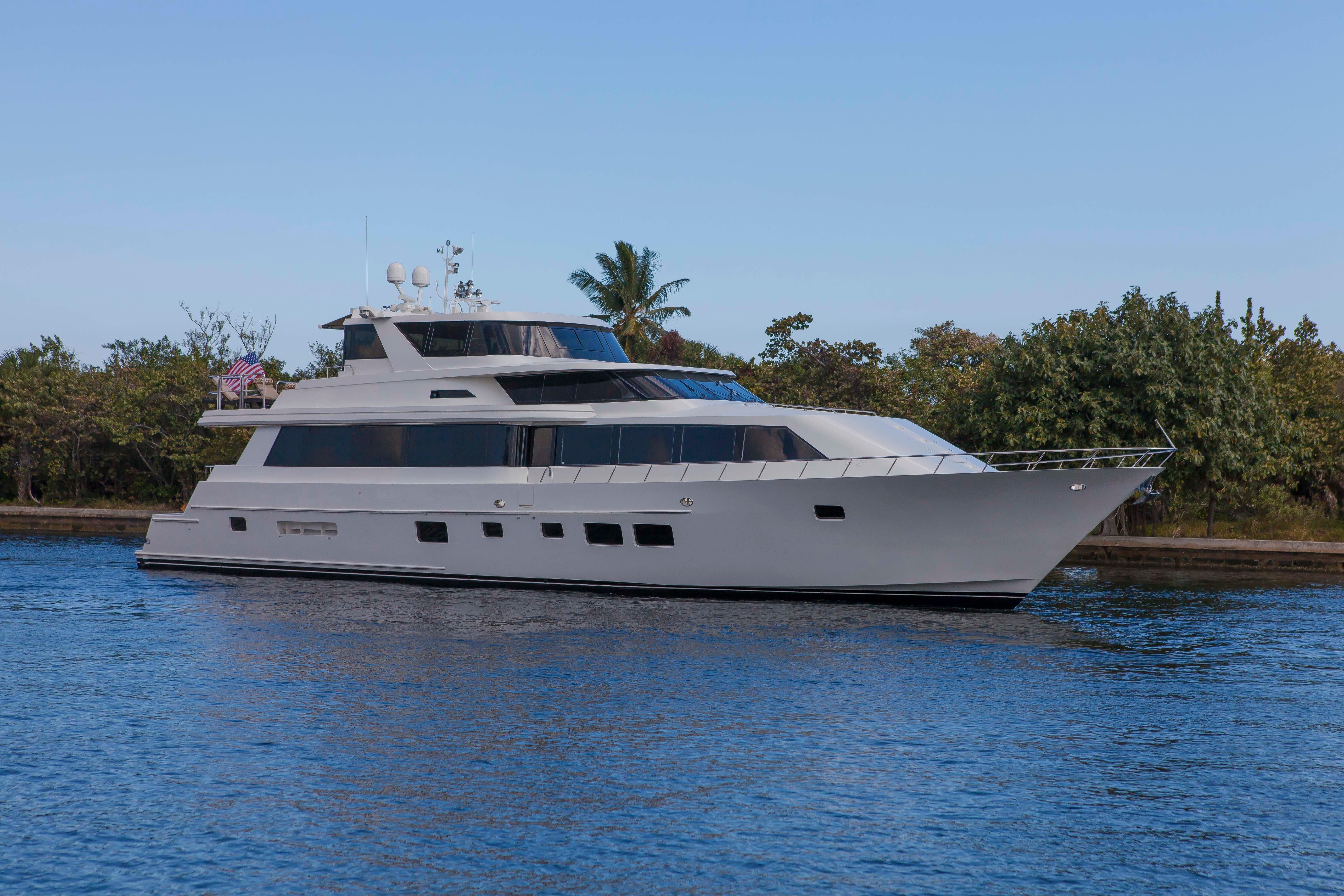 Golden Touch Westport Westship 98 Yachts For Sale